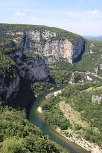 Camping Les Rives de l'Ardèche, Mayres