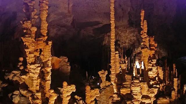 La grotte d'Aven Orgnac : 12 astuces à connaître (en 2020)