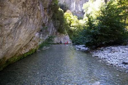 pêche à la rivière