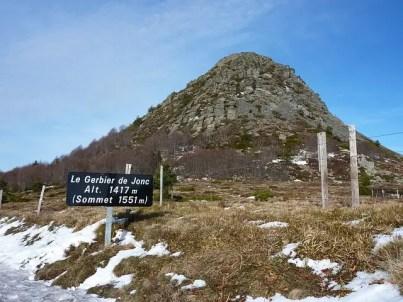 Mont Gerbier-de-Jonc Ardèche
