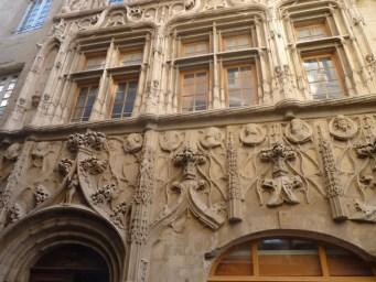 Maison-des-Têtes à Valence