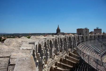 Sites Romaines en Provence