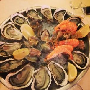 Gastronomie à Sète