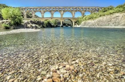 pont de gard provence