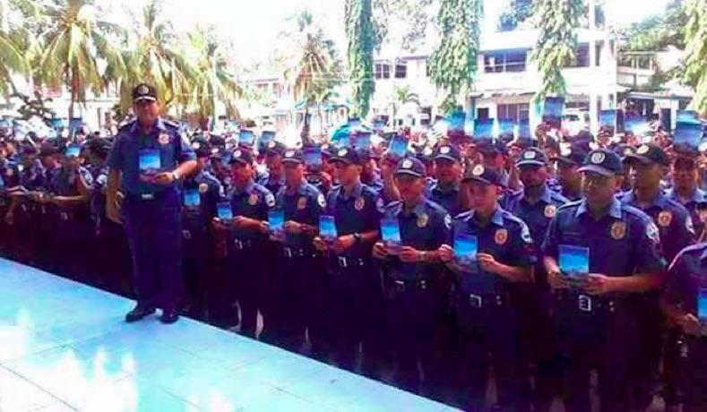 Police in INC-29