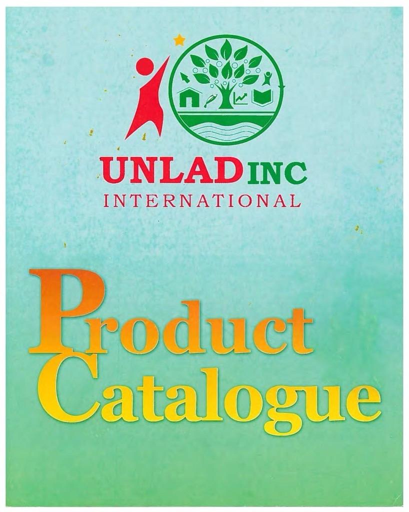 Unlad Product Catalogue