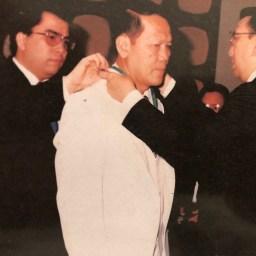 BRO. JESSE MACASPAC – INC VETERAN MINISTER SILENT NO MORE