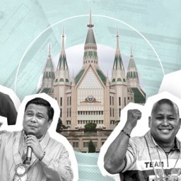 [OPINION] Voting for plunderers and murderers because the church says so