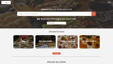 Elmenus a Food Discovery startup closes $1.5m funding round from Algebra Ventures