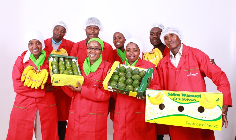 Kenya's Selina Wamucii to expand after it Receives $100K Grant