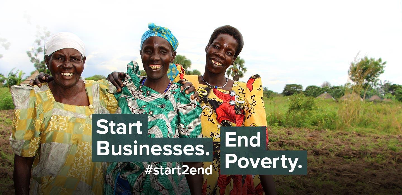 Village Enterprise raises $3.5m to boost rural Kenya, Ugandan entrepreneurs