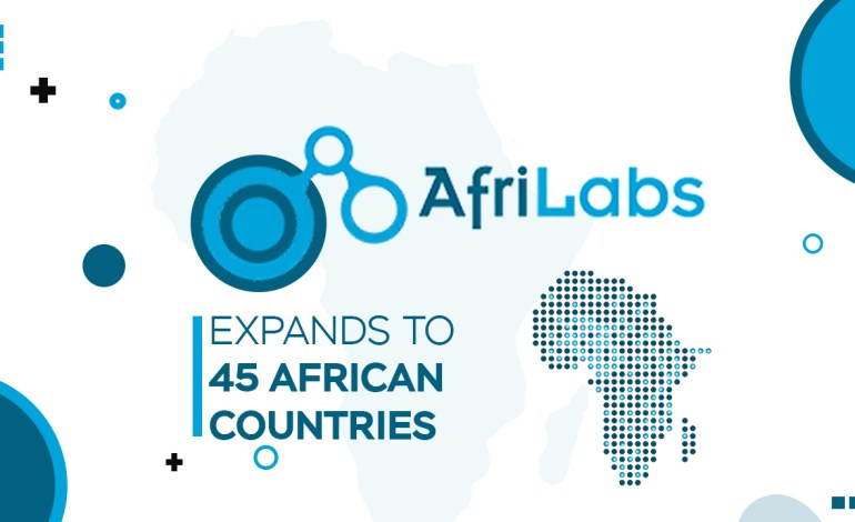AfriLabs Expands into 45 African Countries