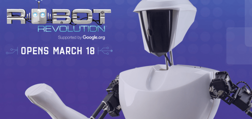 Physical field to touch, talk, and interact with robots will open in Denver this March