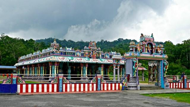 hindu-templom-langkawi-malajzia- Sri Maha Mariamman templom 4