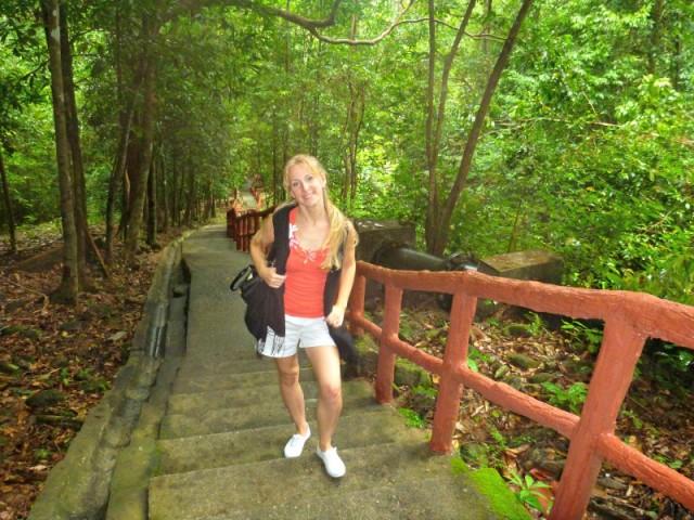 turaut-jungle trek - langkawi - malajzia