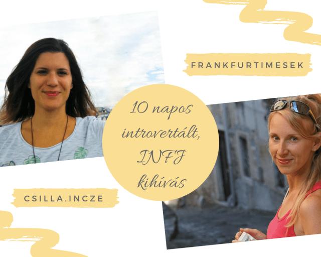 INFJ kihivas introvertált kihívás