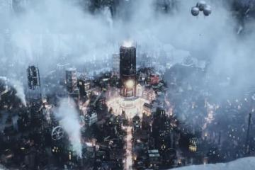 Frostpunk trailer screenshot