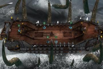 Abandon Ship Kraken screenshot