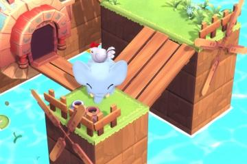 Yono and the Celestial Elephants Indie Releases screenshot