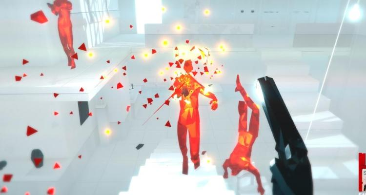 Superhot Mind Control Delete screenshot