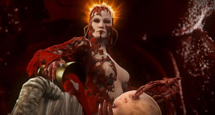 Agony Red Goddess screenshot