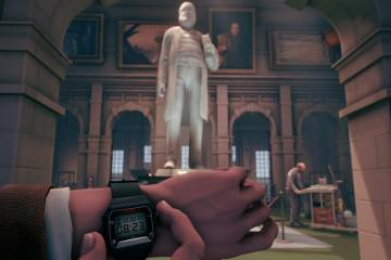 The Occupation screenshot