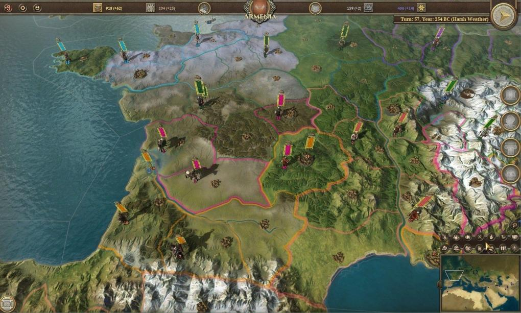 Field of Glory: Empires screenshot