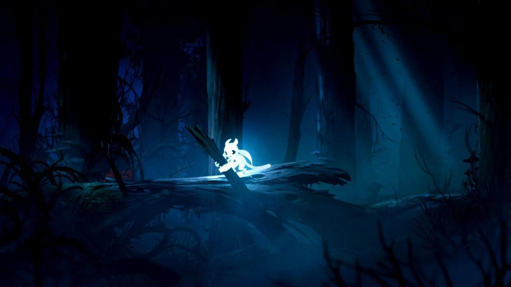 Ori and the Blind Forest screenshot, Nintendo Indie World