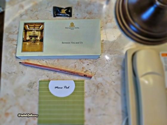 Menginap Sekeluarga di Sunan Hotel Solo