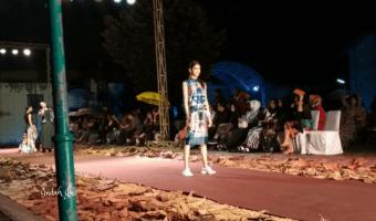 Selaras Wearable Art Yogyakarta - Pertunjukan Seni dalam Fashion