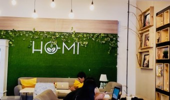 Homi Coffee and Space: Ngopi Enak Sambil Kerja