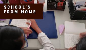 School From Home Tahap 2: Tahun Ajaran Baru 2020 - 2021