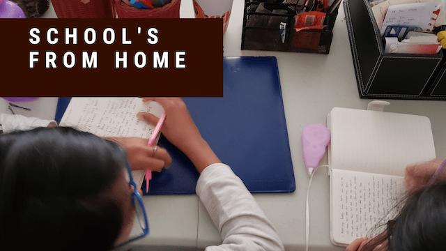School From Home Tahap 2: Tahun Ajaran Baru 2020