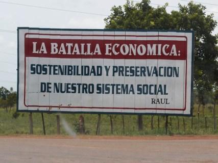 Economic Battle