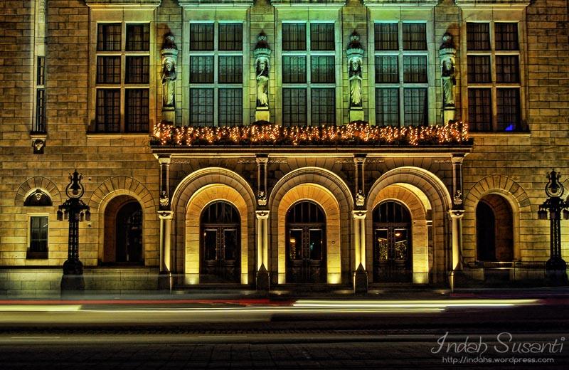 Rotterdam Stadhuis