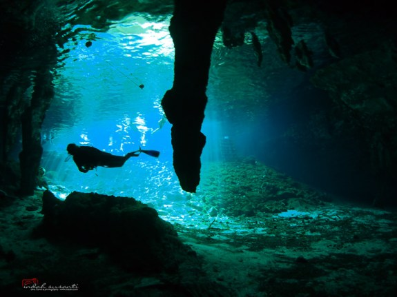 Grand Cenote - Sac Actun