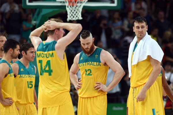 Heartbreak as medal ripped from Boomers' grasp - InDaily