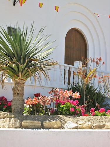 Guazamara iglesia