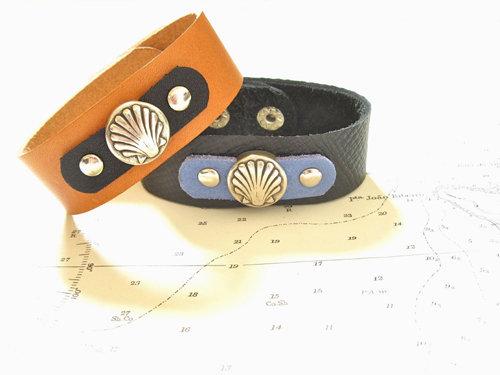 Camino de Santiago shell bracelets