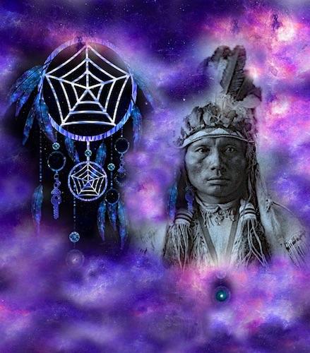 American Indian health symbols