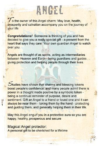 Get well Angel card