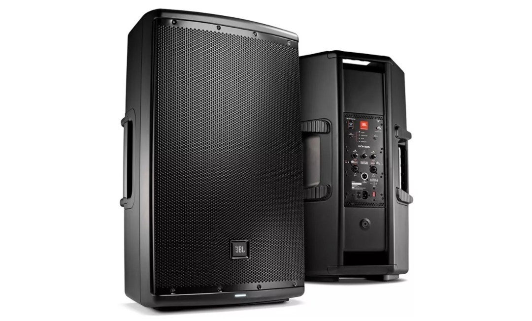 Speakers for hire in Johannesburg for R1000 a pair JBL Eon 616s