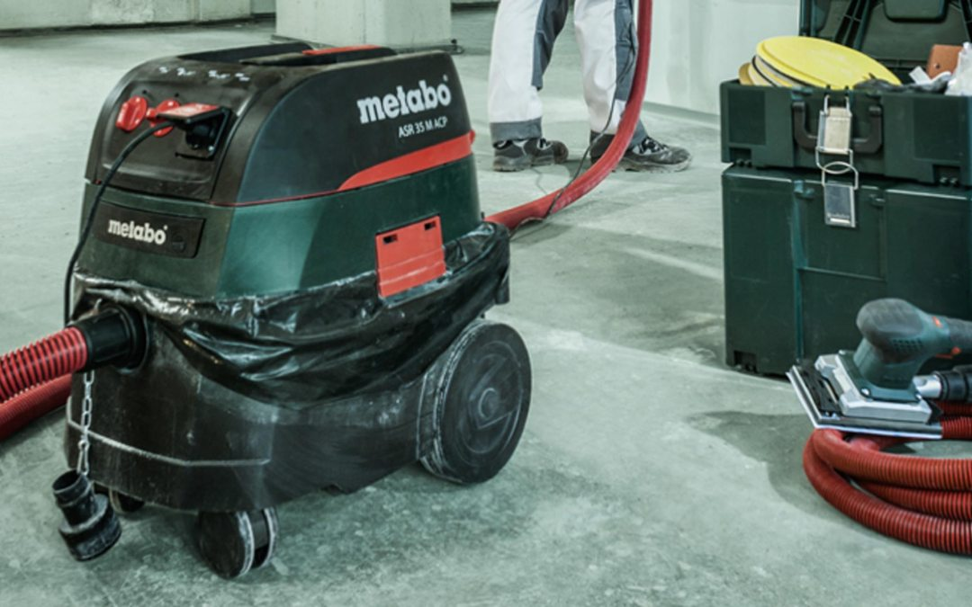 Job Site Dust Collection: Vacuum vs Dust Collector