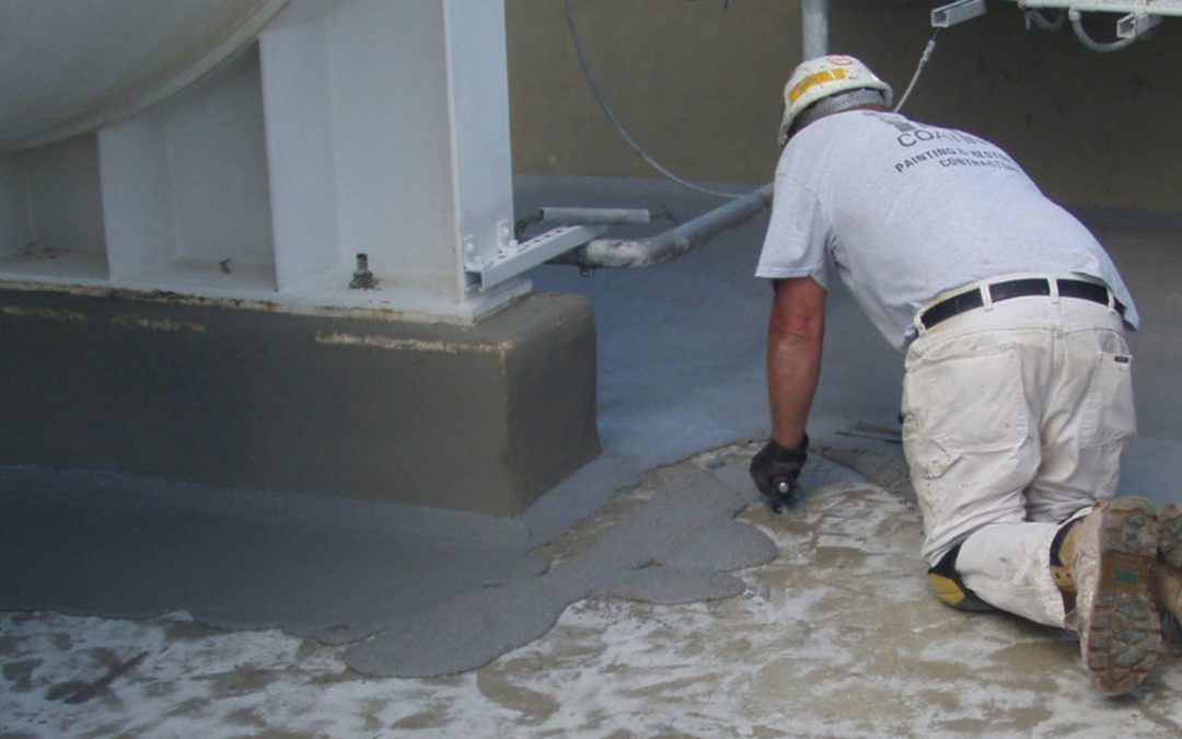 Containment Area Coatings: Should You Do It Yourself?