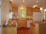 Kitchen design, cabinetry and laminate counterops