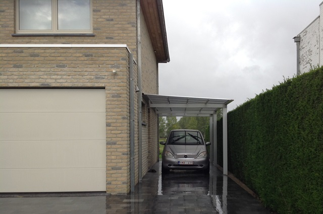 Aluminium Carport Moderne Alu Carport Overkapping Kopen