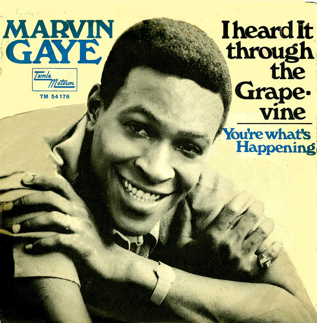 Image result for MARVIN GAYE I HEARD IT THROUGH THE GRAPEVINE IMAGES