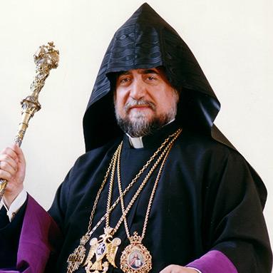Catholicos Aram I