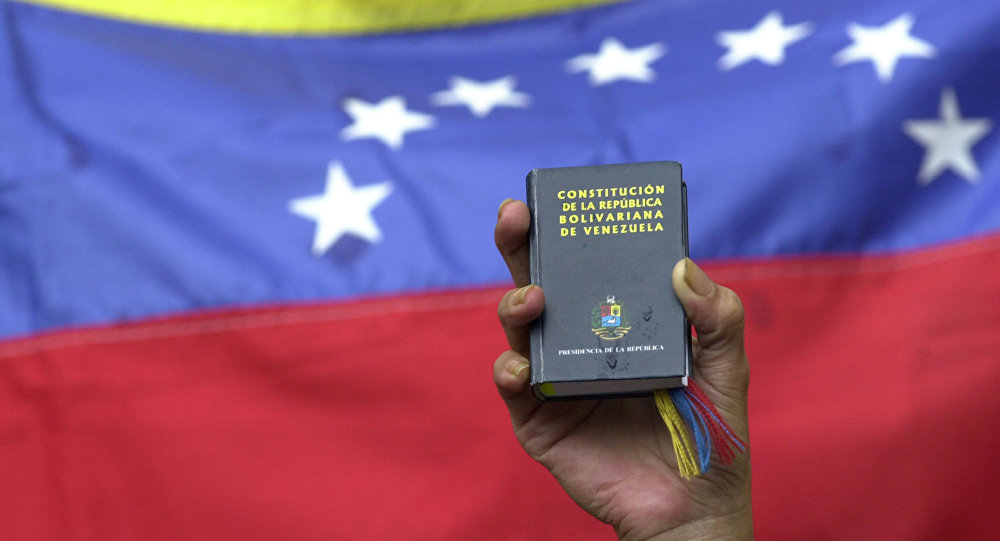 Call to Respect the Sovereignty of the People of Venezuela
