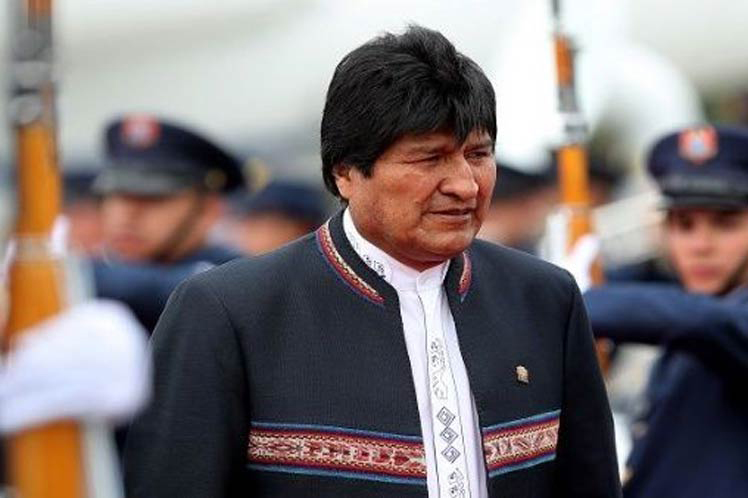 Elections in Bolivia: Conflict and the Correlation of Forces